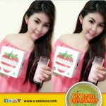 Glutavia Strawberry Beauty Drink