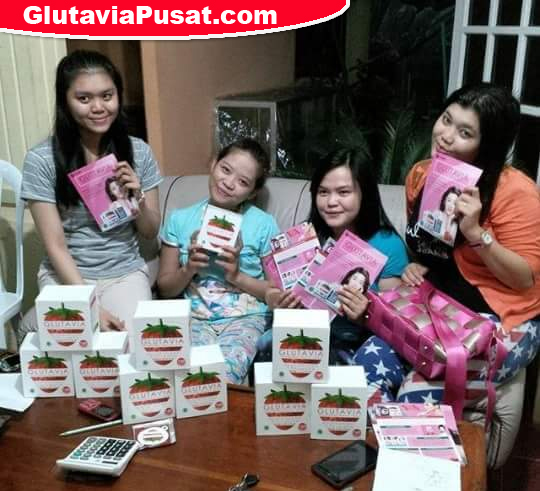 gluta via flashing member