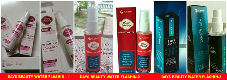Days Beauty Water Yang Baru